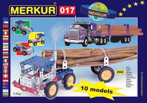 Stavebnice MERKUR Kamión