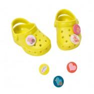 BABY born Gumové sandálky 822067 varianta 1, 43cm