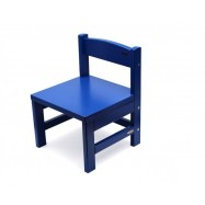 Dětská židlička Hany modrá