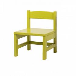 Dětská židlička Hany světle zelená