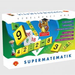 Supermatematik CZ