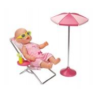 BABY born Letní souprava 822395, 43 cm