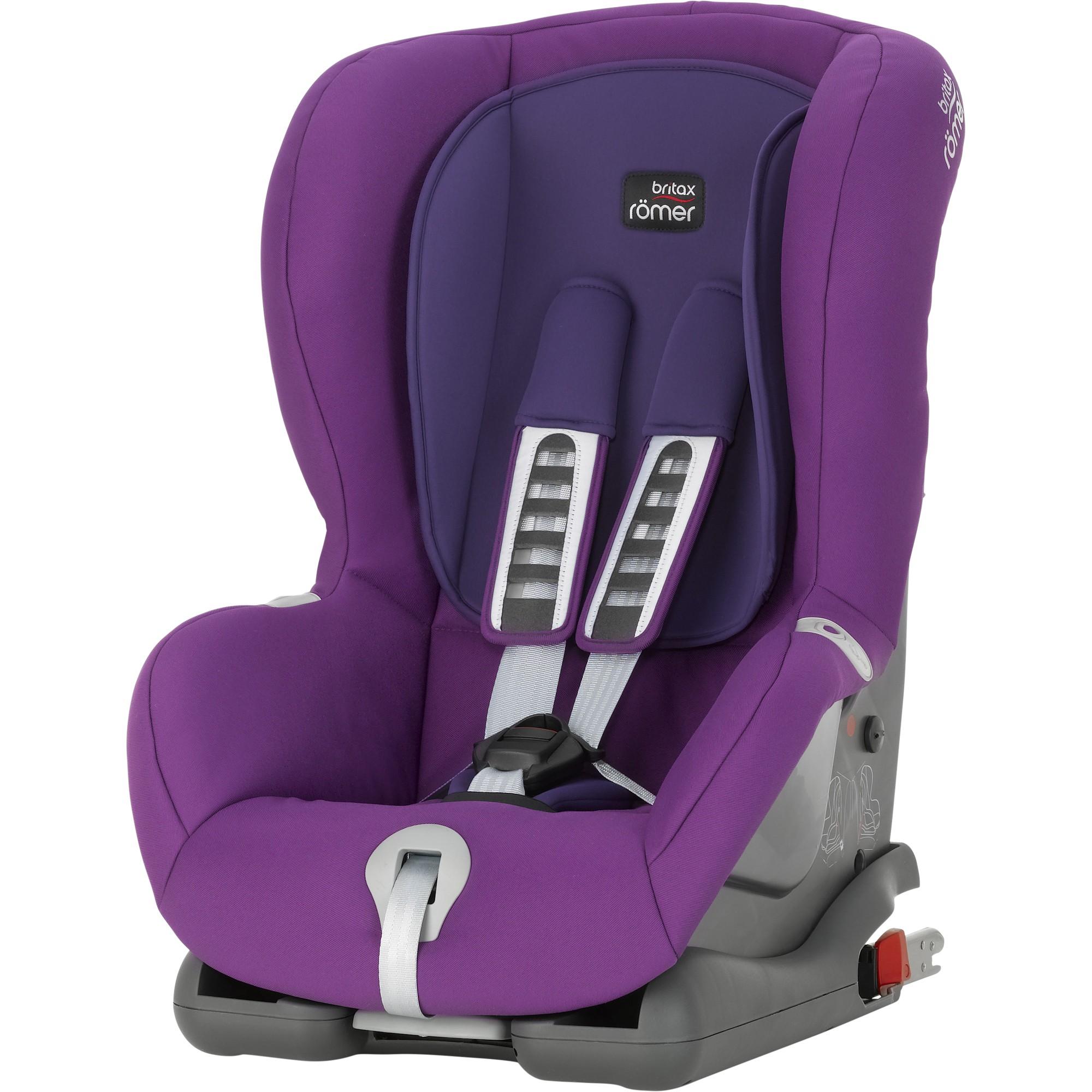 Autosedačka ROMER Duo Plus Mineral Purple