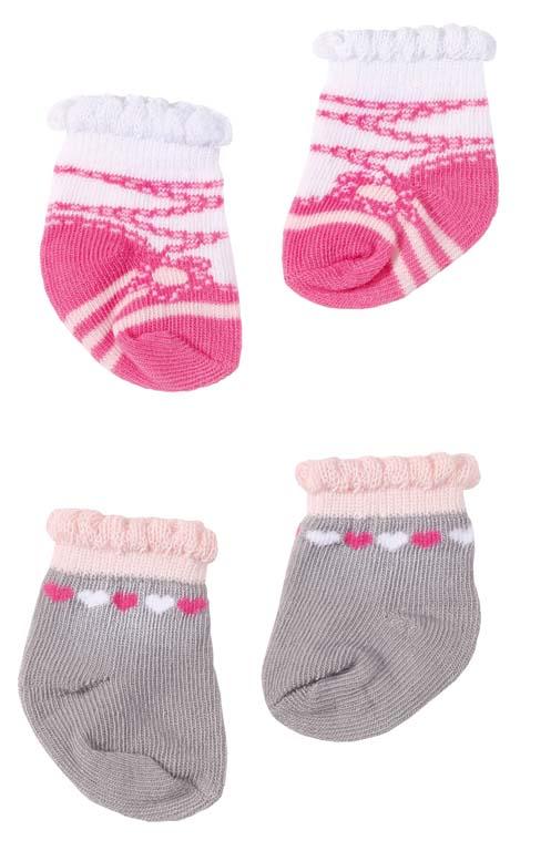 Baby Annabell Ponožky 794609 varianta 2, 46 cm