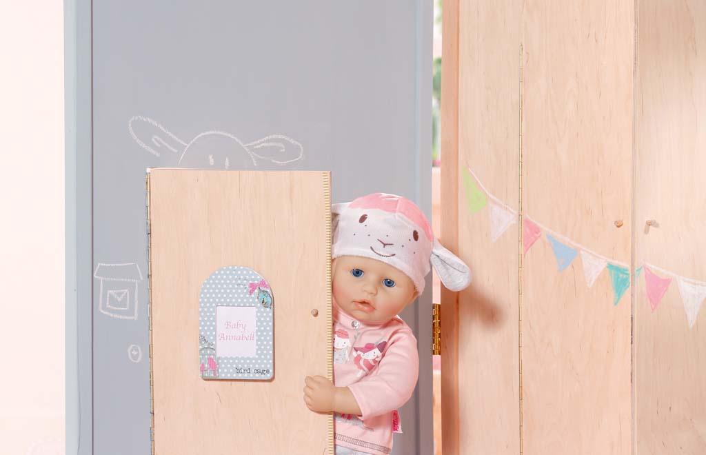 Baby Annabell Souprava pro volný čas 794623, 46 cm