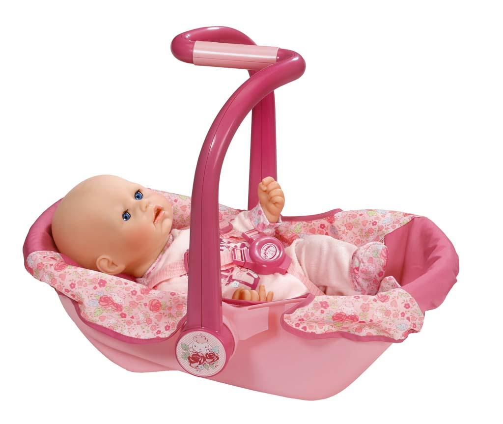 Zapf Baby Annabell NosideŁko Fotelik Dla Lalki 2w1 794494