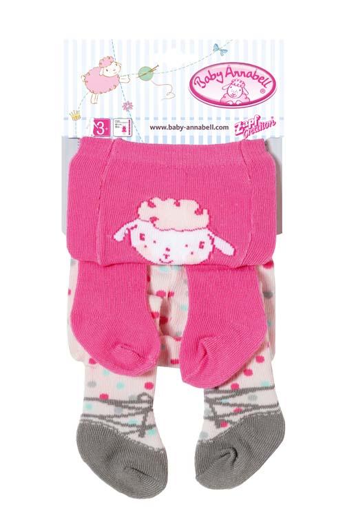 Baby Annabell Punčocháče 794586 varianta 1, 46 cm