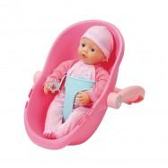 My Little BABY born Super Soft s přenosnou sedačkou 822494, 36 cm
