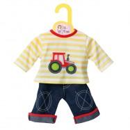 Dolly Moda Bluzeczka i spodnie 38 - 46 cm 870037