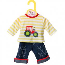 Dolly Moda Tričko a kalhoty 38-46 cm 870037
