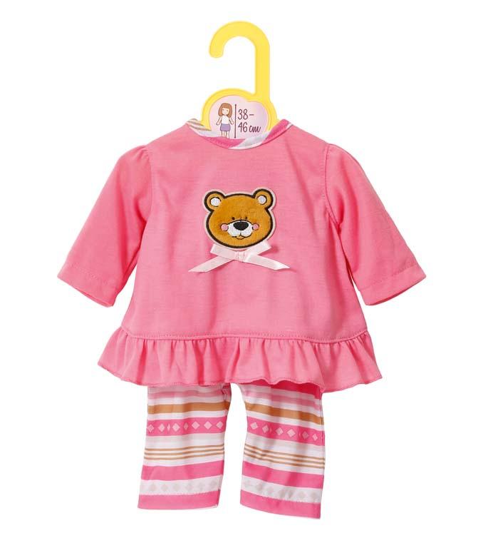 Dolly Moda Pyžamo 38-46 cm 870075