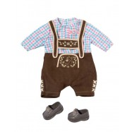 BABY born Chlapecký kroj 822869, 43 cm