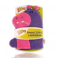 Myjka do kąpieli dla dzieci Hipopotam