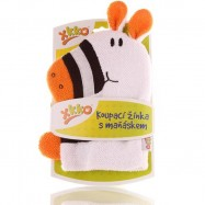 Myjka do kąpieli dla dzieci Zebra 2