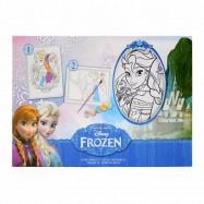 Vybarvi si svůj obrázek Frozen 1