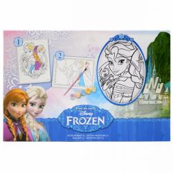 Vyfarbi si svoj obrázok Frozen 1