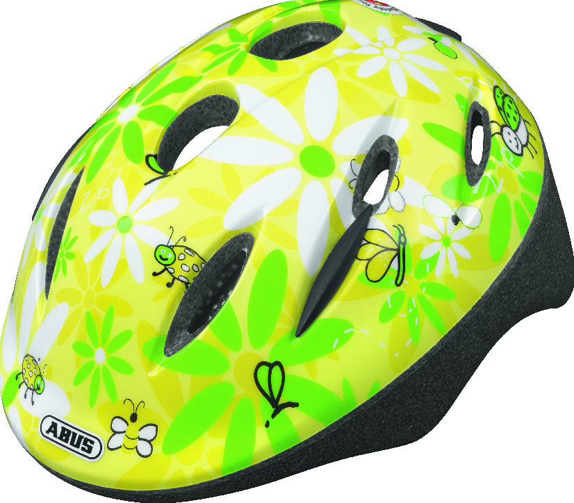 Dětská helma ABUS Smooty Beetle Sun Velikosť S 45-50 cm