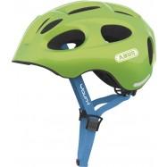 Dětská helma ABUS Youn-I sparkling green Velikost M 52-57cm