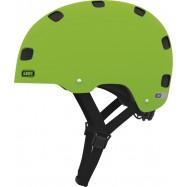 Dětská helma ABUS SCRAPER KID green Velikost S 48-55cm