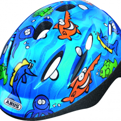 Detská helma ABUS Smooty Ocean Velikosť S 45-50cm