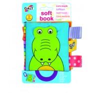 Dětská knížka Galt krokodýl