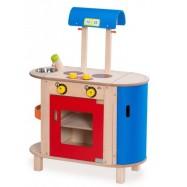 Dřevěná dětská kuchyňka Wonderworld