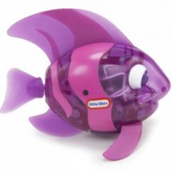 Little Tikes Svietiace rybka - fialová