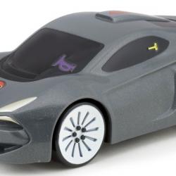 Samochodzik Touch n Go Racer szary