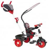 Little Tikes Sportovní tříkolka 4v1 - červeno-bílá
