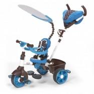 Little Tikes Sportovní tříkolka 4v1 - modro-bílá