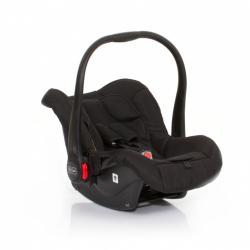 Fotelik samochodowy ABC Design SET Risus _ adapter black