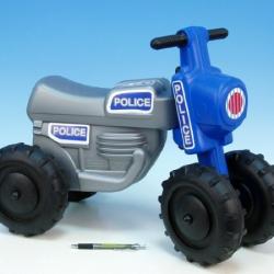 motorek biegowy cross policie marki Teddies
