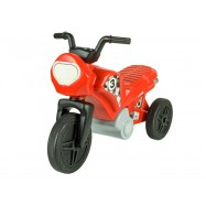 Motorka červená - odrážedlo