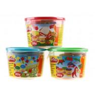 Play Doh Mini wiaderko, różne rodzaje