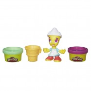 Play-Doh town figure
