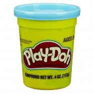 Play-Doh samostatné tuby_modrá 112g