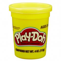Play-Doh samostatné tuby_žltá 112g