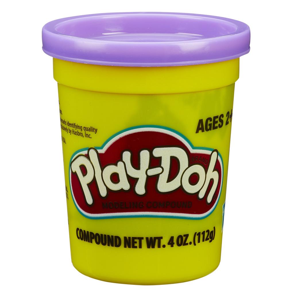 Play-Doh samostatné tuby_fialová 112g