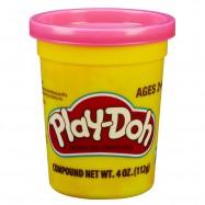Play-Doh samostatné tuby_růžová 112g