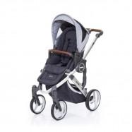 Kombinovaný kočárek ABC Design Mamba PLUS silver-graphite grey
