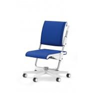 Rostoucí židle SCOOTER blue-bílý rám