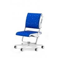 Rostoucí židle SCOOTER galaxy-bílý rám