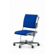 Rostoucí židle SCOOTER blue-tmavý rám