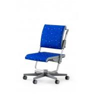 Rostoucí židle SCOOTER galaxy-tmavý rám