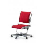 Rostoucí židle SCOOTER red-tmavý rám