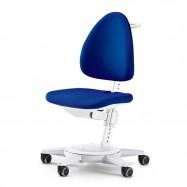 Rostoucí židle MAXIMO Blau-bílý rám