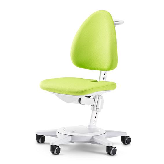 Rostoucí židle MAXIMO Grun-bílý rám