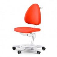 Rostoucí židle MAXIMO Orange-bílý rám