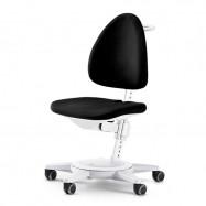 Rostoucí židle MAXIMO Schwarz-bílý rám