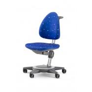 Rostoucí židle MAXIMO Galaxy-šedý rám